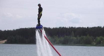 Initiation au Flysurf près de Saint-Jean-de-Luz