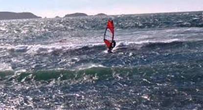 Cours de Windsurf près de Toulon
