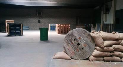 Paintball Indoor près de Lyon