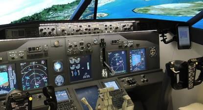 Simulateur de vol en Alsace près de Sélestat