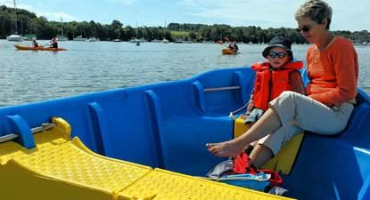 Louez un bateau à moteur près de Guérande