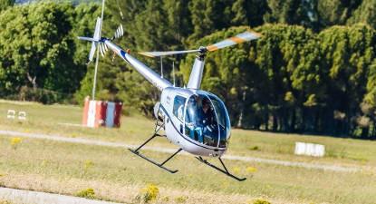 Initiation au pilotage d'hélicoptère à Aix en Provence