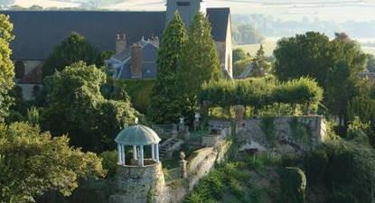 Vol en montgolfière privative à Gerberoy en Picardie