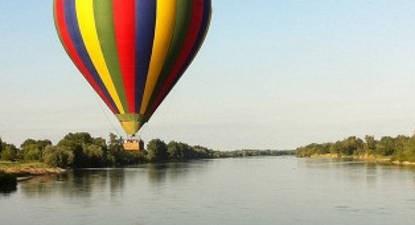 montgolfiere marais poitevin