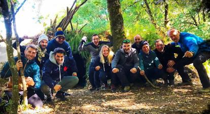 Stage de survie de 2 jours en milieux naturels près de Nîmes dans le Gard