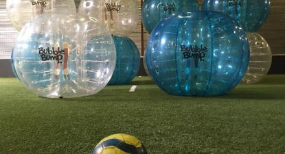 Bubble Bump à Boissy Saint Léger