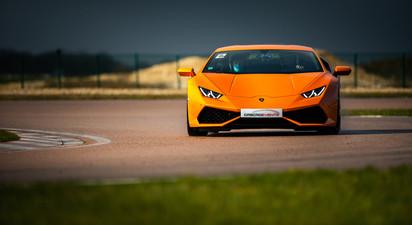 Stage de Pilotage en Lamborghini Huracan LP610 - circuit la Ferté Gaucher