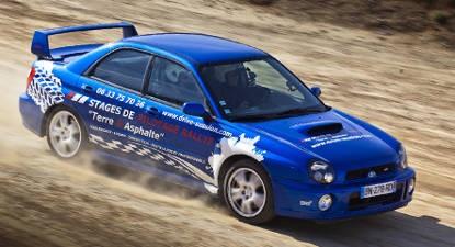 Stage de Pilotage en Subaru WRX 225cv - Circuit de Minzac