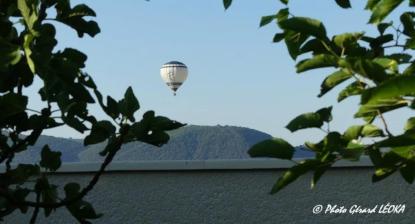 Vol libre en montgolfière près de Manosque et Aix-en-Provence