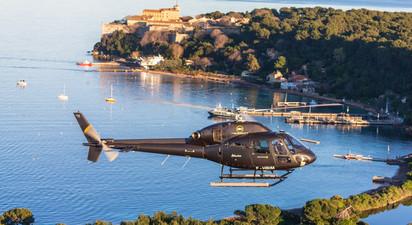 Baptême en hélicoptère depuis Cannes - Vol vers Monaco ou St Tropez