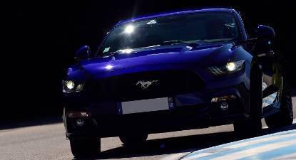 Stage de Pilotage en Ford Mustang - Circuit du Laquais