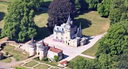 Baptême en ULM au dessus des Châteaux du Bocage