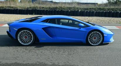 Pilotage en Lamborghini Aventador S - Circuit de Magny-Cours