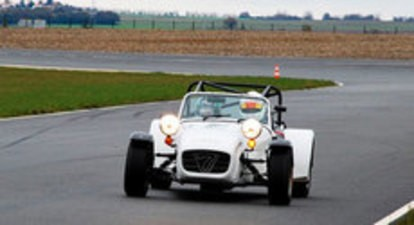 Baptême ou stage de Pilotage en Caterham 1600K - Circuit de Lohéac
