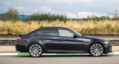 Baptême de drift en BMW M3 - Circuit de Lohéac