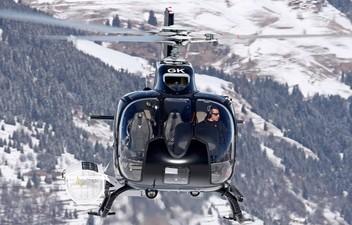 Vol en Hélicoptère à Chamonix