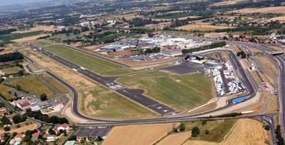 Stage de Pilotage en Jaguar - Circuit d'Albi