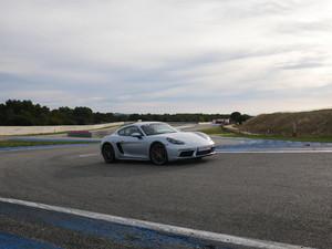 Pilotage en Porsche 718 Cayman S - Circuit d'Albi