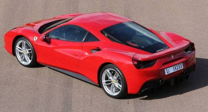 Pilotage en Ferrari 488 GTB - Circuit Paul Ricard Driving Center
