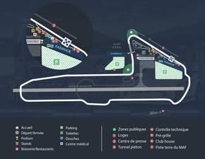 Stage de Pilotage en Nissan GTR - Circuit d'Albi