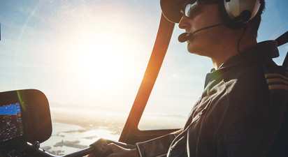 Initiation au Pilotage d'Hélicoptère R44 à Oléron