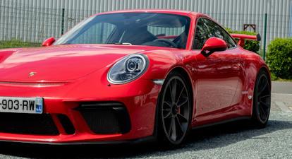 Pilotez la Porsche 991 GT3 - Circuit de Folembray