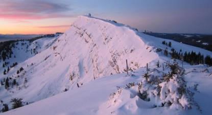 Raid en Raquettes dans les Hautes Combes du Jura