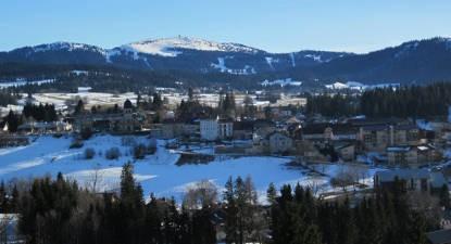 Trek Des Hautes Combes à la Haute Chaîne du Jura.
