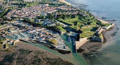 Baptême en ULM depuis Royan - Survol du phare de Cordouan et l'ile d'Oléron