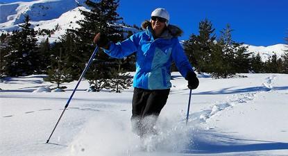 Randonnée Ski-Hok Chambéry