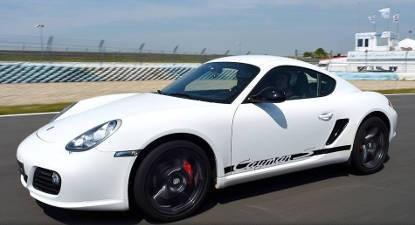 Pilotage en Porsche Cayman S - Circuit de Chambley