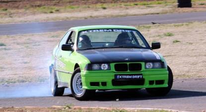 Stage de pilotage drift en BMW au Castellet