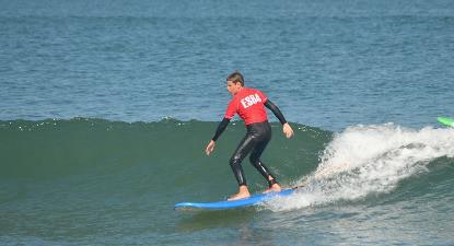 Week-end de Surf à Anglet près de Bayonne