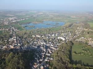 Vol en Montgolfière dans le ciel de la Sarthe entre le Mans et Tours