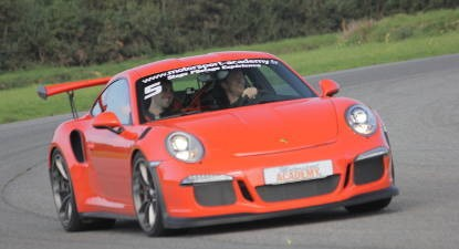 Baptême en Porsche 991 GT3 RS - Circuit de Fay de Bretagne