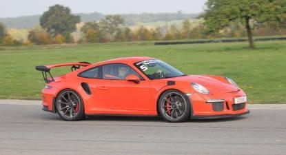 Baptême en Porsche 991 GT3 RS - Circuit de Fontenay le Comte