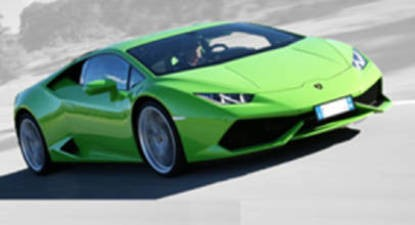 Baptême en Lamborghini Huracán - Circuit de Lohéac