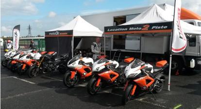 Stage de Pilotage en Suzuki GSXR 600 - Circuit de Bordeaux-Mérignac