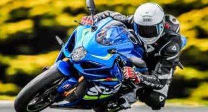 Stage de Pilotage en Suzuki GSRX 1000 - Circuit Paul-Ricard