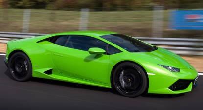 Stage de Pilotage en Lamborghini Huracan - Circuit de Trappes