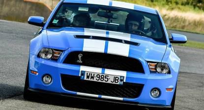 Stage de Pilotage en Mustang Shelby GT500 - Circuit de Trappes