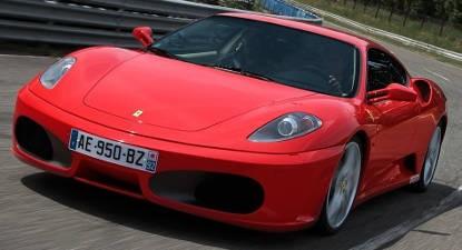 Stage de Pilotage en Ferrari F430 - Circuit de Clastres