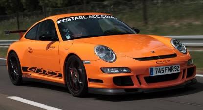 Stage de Pilotage en Porsche 997 GT3 - Circuit de Clastres