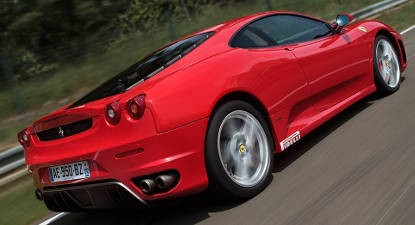 Stage de Pilotage en Ferrari F430 - Circuit de l'Auxois
