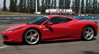 Stage de Pilotage en Ferrari F458 Italia - Circuit de l'Auxois