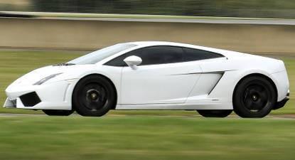 Stage de Pilotage en Lamborghini Gallardo LP560 - Circuit de l'Auxois
