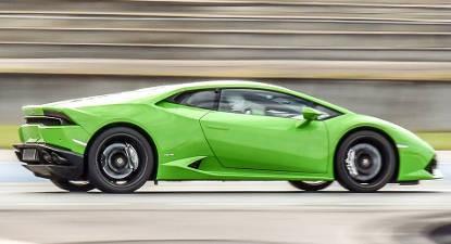 Stage de Pilotage en Lamborghini Huracan - Circuit de l'Auxois