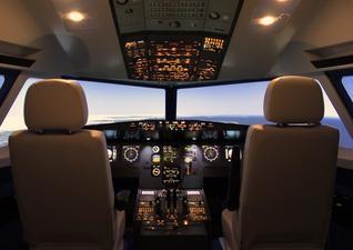 Simulateur d'avion Airbus A320 à Paris Orly Belle Epine
