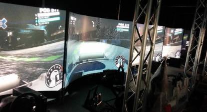 Simulateur de Pilotage à Bordeaux