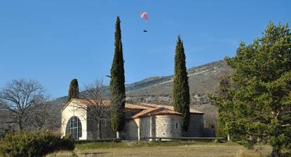 Baptême en Parapente près de Grasse